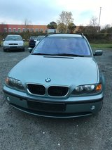 2002 Bmw 318i, station wagon in Grafenwoehr, GE