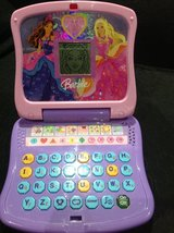 Educational Barbie Computer Laptop in Clarksville, Tennessee
