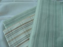 3 Large Cuts of Cotton Fabric in Stuttgart, GE