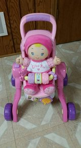 Baby Amaze 3-in-1 Care & Learn Doll Stroller in Tinley Park, Illinois
