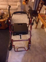For Sale:  Drive Lightweight Expedition Transport Chair & Wheeled Walker in Naperville, Illinois