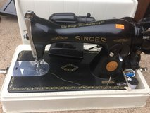 singer sewing machine with case in Lawton, Oklahoma