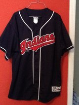 Cleveland Indians Jersey in Byron, Georgia