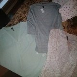 3 New Tops from Maurices in Houston, Texas