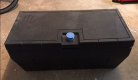 Plastic Box for truck bed or trailer. in Naperville, Illinois