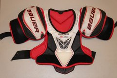 Bauer Vapor X80 Hockey Shoulder Pads - Size Junior Small in Glendale Heights, Illinois