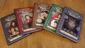 The Spiderwick Chronicles in Fort Lewis, Washington