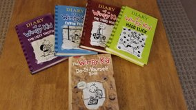 Diary of a Wimpy Kid by Jeff Kinney in Fort Lewis, Washington