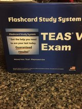 Teas Exam flash cards in Naperville, Illinois