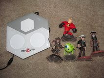 Disney Infinity Base and 5 characters in Fort Benning, Georgia