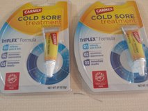 New Carmex cold sore treatment in Aurora, Illinois
