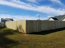 Privacy Fence - All-Screw Construction Priced to Beat the Competition in Fort Campbell, Kentucky