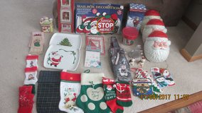 Christmas items in Bolingbrook, Illinois