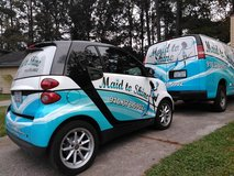 Maid to Shine Cleaning Service in Camp Lejeune, North Carolina