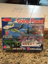 Going Places Floor Puzzle in Lockport, Illinois