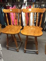 2 swilve bar stools in Fort Campbell, Kentucky
