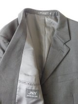 JNY Suit Summer Weight Wool w/ Three Button Jacket in Okinawa, Japan