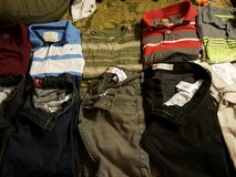 nice boys pants size 10-12 & shirts size 7xl to 8 in Perry, Georgia