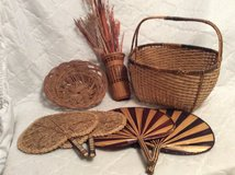 Wicker Basket, Fans & More in Perry, Georgia