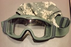 ESS Ballistic Goggles in Ramstein, Germany