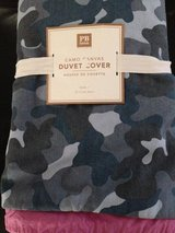 Pottery Barn Twin Duvet Cover New in Bartlett, Illinois