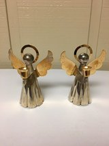 ANGEL CANDLESTICKS (2) in Oswego, Illinois