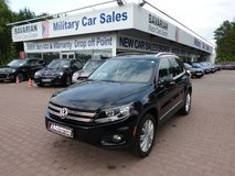 2014 VW Tiguan SEL 4motion in Spangdahlem, Germany