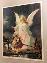 VINTAGE ANGEL CANVAS PRINT in St. Charles, Illinois