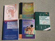 MASSAGE THERAPY REFERENCE BOOKS in Byron, Georgia