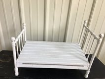 WOOD DOLL BED in Glendale Heights, Illinois