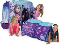 New Disney Frozen Discovery Hut for GIRLS - Playhut Elsa & Anna in Travis AFB, California