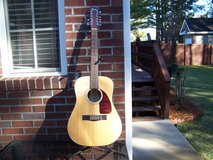 Fender Acoustic Electric 12 string with padded gig bag - NICE! in Byron, Georgia
