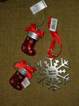 "NWT ""friends"" ornaments in Plainfield, Illinois"