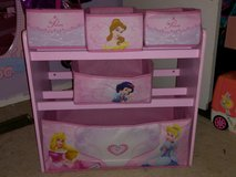 Princess toy organizer in Fort Campbell, Kentucky