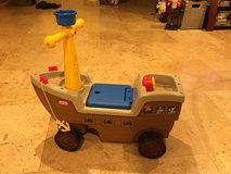 Little Tikes Play 'n Scoot Pirate Ship in Naperville, Illinois