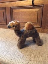 VINTAGE!!!!  Small stuffed camel from Tunisia in Ramstein, Germany