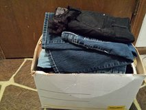 16 pair girls size 10/12 and 12 pants Excellent Premium in Bolingbrook, Illinois