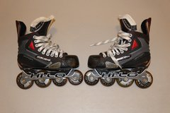 Bauer X40R Hi-Lo Inline Skates - Size 2R in Glendale Heights, Illinois