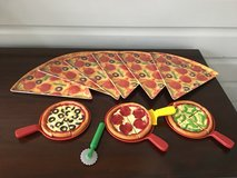Learn Your Fractions with Pizza Playset in Glendale Heights, Illinois