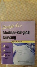 Straight A's in Medical Surgical Nursing in St. Charles, Illinois