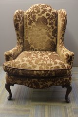 Wing Back Chair in Kingwood, Texas