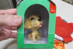 Dog Ornament & Dog Toy - Both New! in Kingwood, Texas