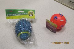 Two Doggie Toys - New Sealed Packages in Kingwood, Texas