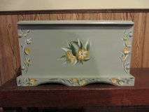 """BEAUTIFUL!!  Smaller 22""""  Hand-Painted Chest   BRAND NEW!! in Naperville, Illinois"""