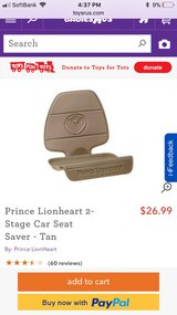 Prince Lionheart Car Seat Protector in Okinawa, Japan