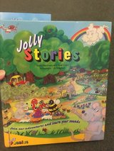 Jolly Stories phonics book in Lakenheath, UK