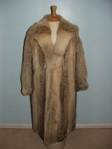 Full-Length Coyote Fur Coat by Marmor & Tivers of Chicago in Plainfield, Illinois