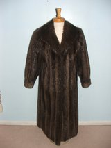 Full Length Mink Fur Coat by I. Magnin in Glendale Heights, Illinois