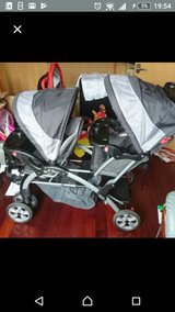 Baby trand doble stroller sit & stand. in Okinawa, Japan