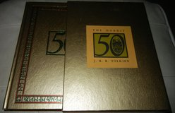 The Hobbit 50th Anniversary Special Edition in Travis AFB, California